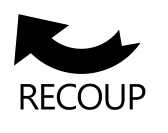 recoup logo - getting builders and contractors into the black